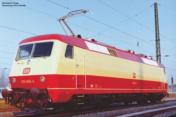 H0-E-Lok 120 005-4 DB Vorserie, Ep.IV,DC