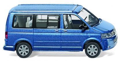 VW T5 GP California-acapulcoblau, blau