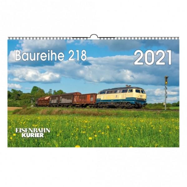BR 218 - Kalender 2021