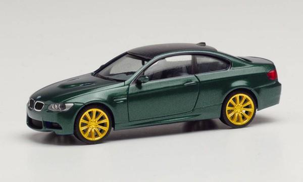 BMW M3 Coupé, British Racing Green