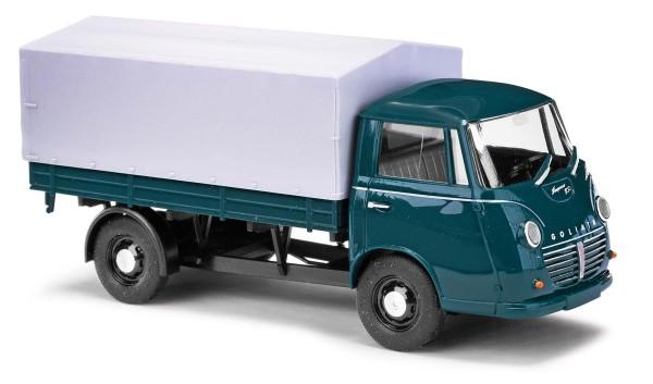Goliath Express Pritsche, blaugrün