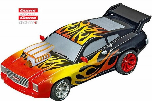 Muscle Car Flame mit LED