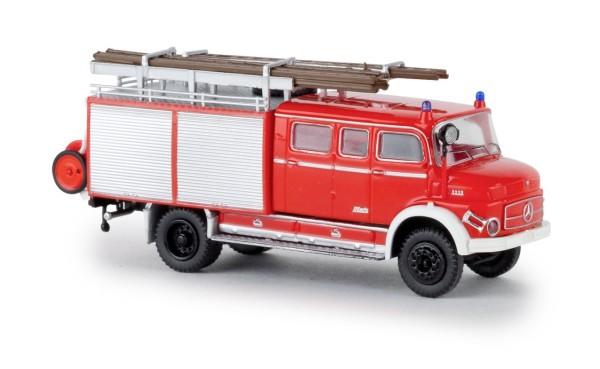 Mercedes LAF 1113 LF 16, hellrot, TD