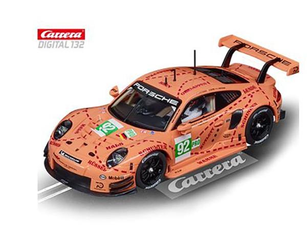 Porsche 911 RSR Pink Pig Design, No.92