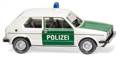 Polizei - VW Golf I