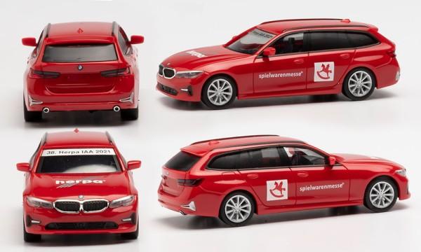 BMW 3er Touring, Spielwarenmesse 2021