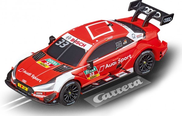 Audi RS 5 DTM, R. Rast, No.33