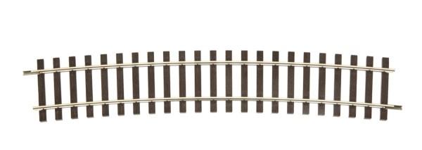 0-Gebogenes Gleis, R10, R 1649,39mm