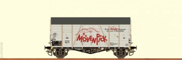 Gedeckter Güterwagen, Gms 30, Mövenpick