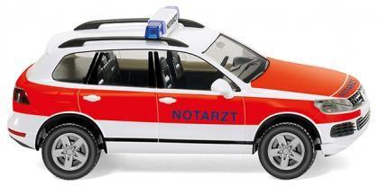 Notarzt - VW Touareg