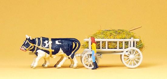 Graswagen. Fertigmodell