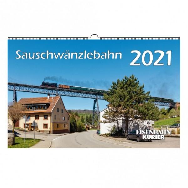 Sauschwänzlebahn - Kalender 2021