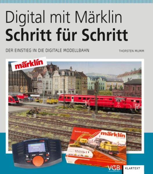Digital mit Märklin - Schritt für Schrit