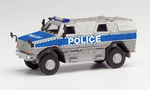 ATF Dingo 2, Polizei