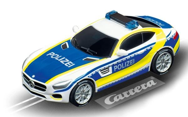 Mercedes-AMG GT Coupé, Polizei