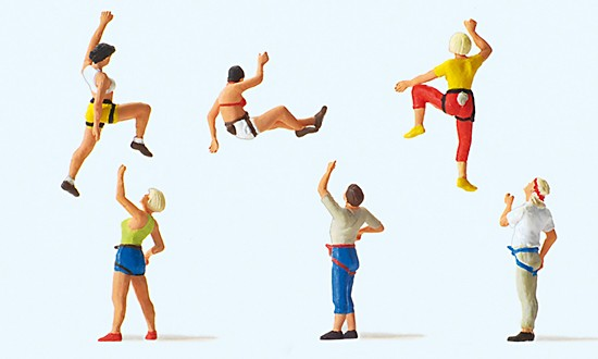 Sportkletterer