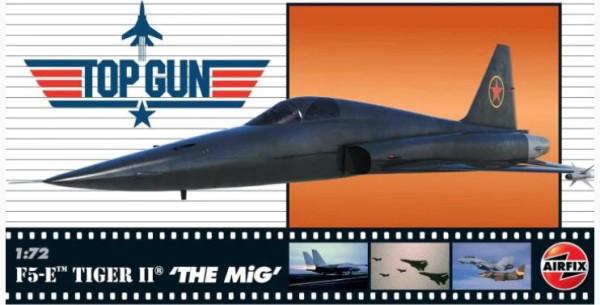 1/72 Top Gun F5-E Tiger II THE MIG