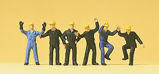 Bahnarbeiter, Rangierer