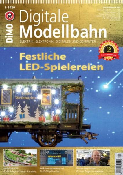 Digitale Modellbahn: LED-Spielerein