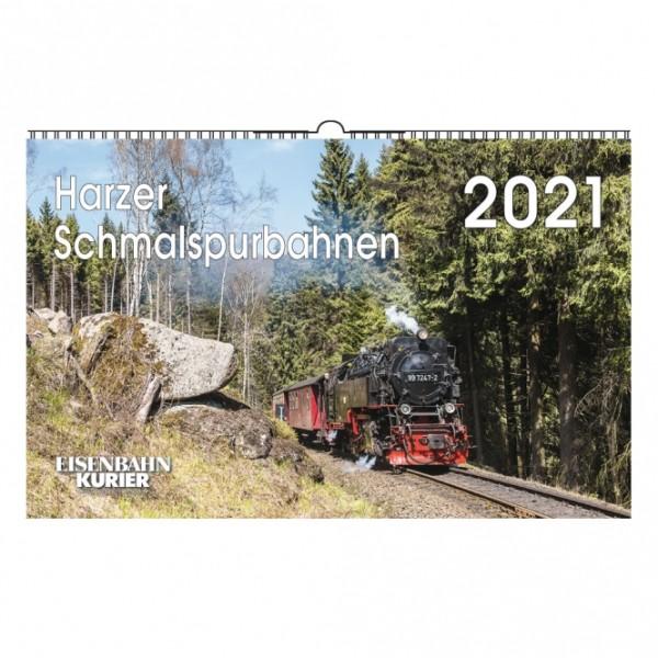 Harzer Schmalspurbahn-Kalender 2021