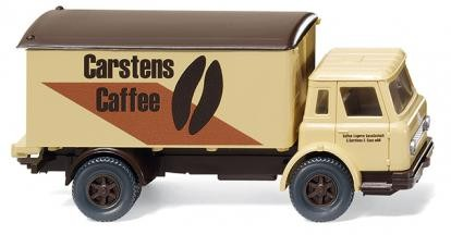 Koffer-Lkw (Int. Harvester)