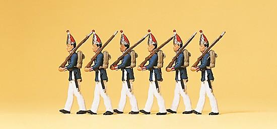 1. Garderegiment zu Fuß.
