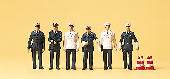 Polizisten BRD