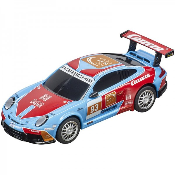 GO!!! Porsche 997 GT3, Carrera blue