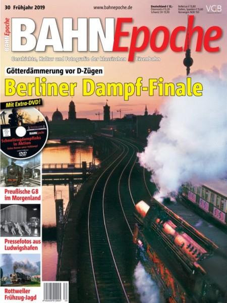 BahnEpoche 2/2019 - Ausgabe 30