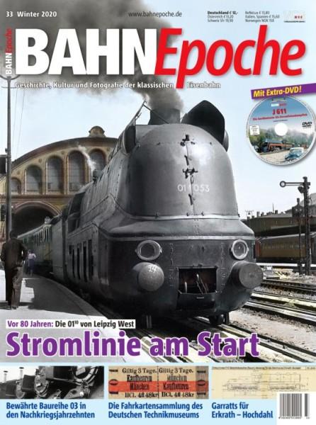 BahnEpoche 1/2020 - Ausgabe 33