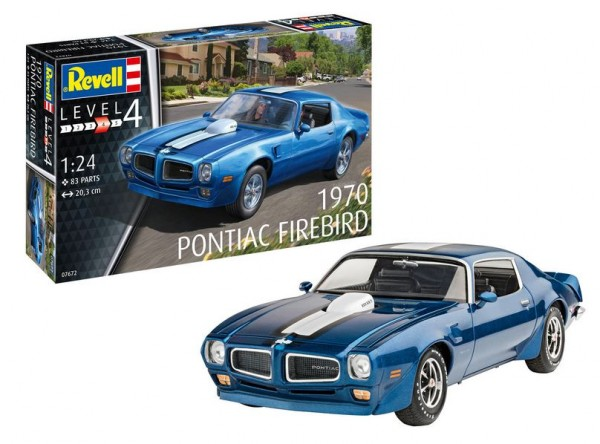 1:24-1970 Pontiac Firebird