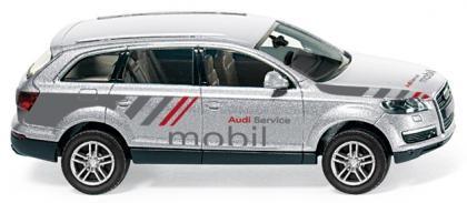 Audi Q7 - Servicemobil