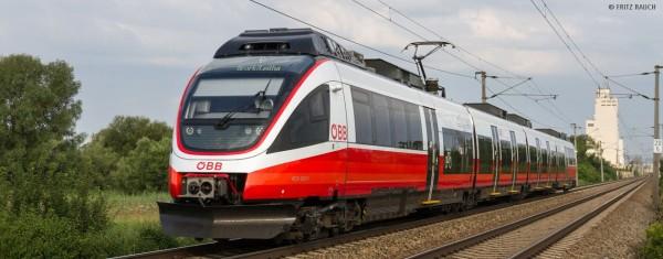 H0-Triebwagen 4024 ÖBB, Ep.VI, DC-Sound