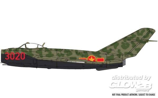 1:72-Mikoyan-Gurevich MiG-17 Fresco