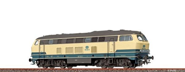 H0-Diesellok 216, DB IV, DC-Sound