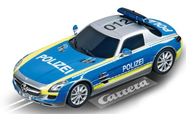 Mercedes-SLS AMG, Polizei