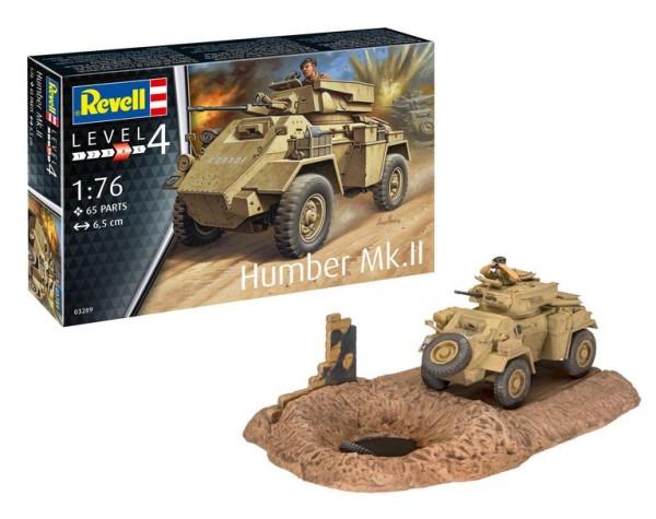 1:76-Humber Mk.II