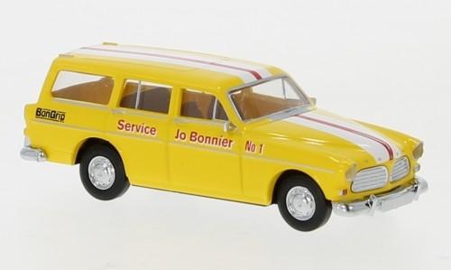 Volvo Amazon Kombi, Jo Bonnier, 1956