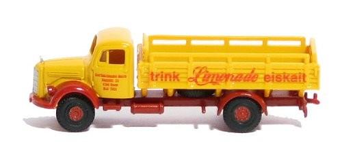 MB L3500 Getränkehandel Busch