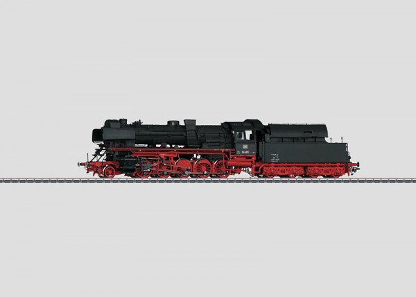 Güterzugdampflok m.Schlepptender BR50.40
