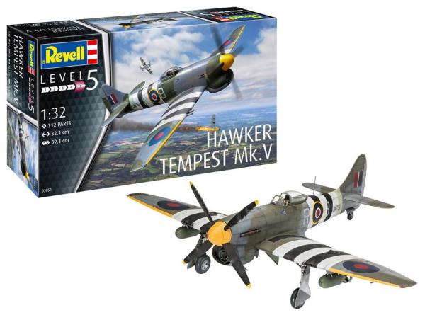 1:30-Hawker Tempest V