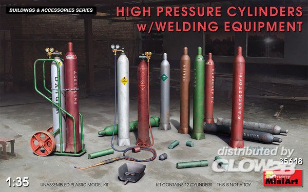 1:35-High Pressure Cylinders Equipment