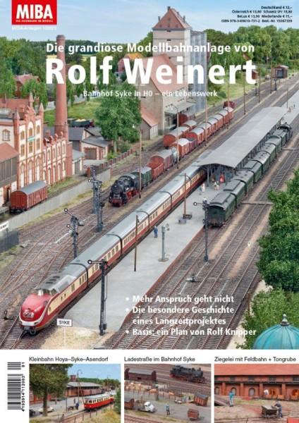 MIBA Anlagen von Rolf Weinert