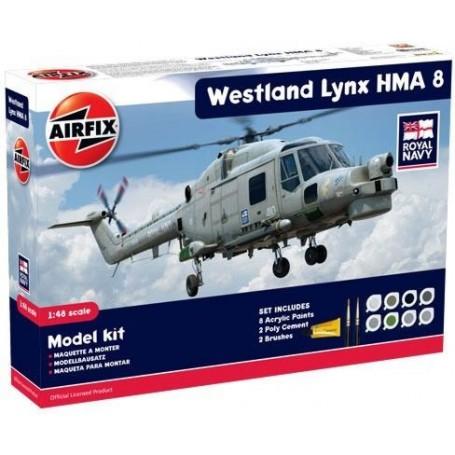 1:48-Westland Lynx Gift Set