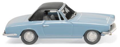 BMW 1600 GT Cabrio
