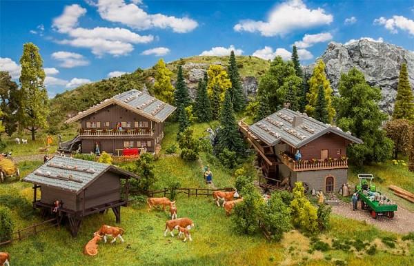 H0-Aktions-Set Alpendorf