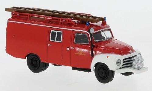 Opel Blitz LF 8, DB Bahnfeuerwehr, 1952
