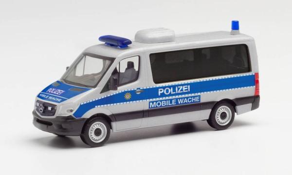 MB Sprinter´13 Flachdach Bus, Polizei