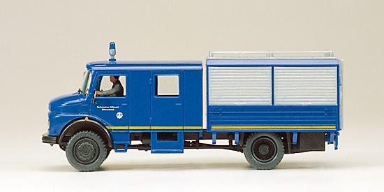 Mannschaftskraftwagen MKW