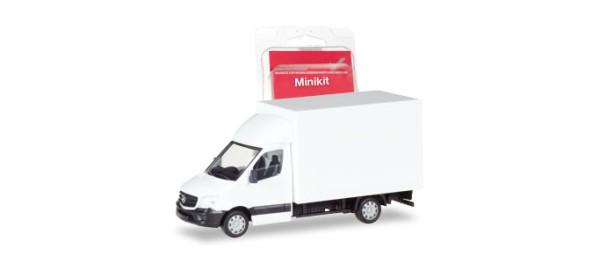 Miki MB Sprinter`13 Koffer,weiß